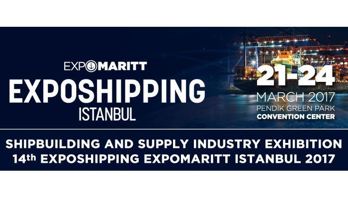 トルコで唯一の国際海事展が開催!!